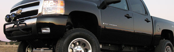 Body Lift vs  Suspension Lift – What's Right for Your Ride
