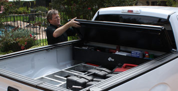 How To Install A Tonneau Cover A Guide To Truck Bed Cover Installations Autoanything Resource Center