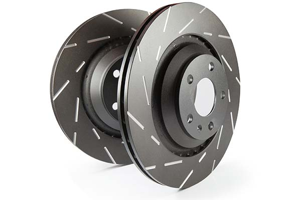 Cross Drilled vs. Slotted Rotors