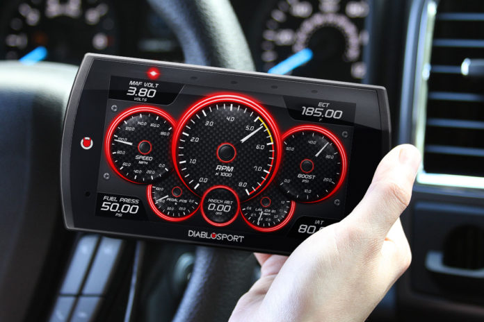DiabloSport T2 MX: Mission Control on Your Dashboard