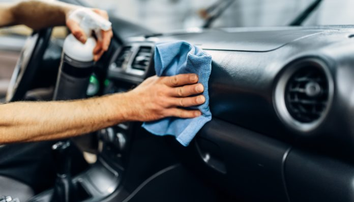 Car detailing and organizational tips