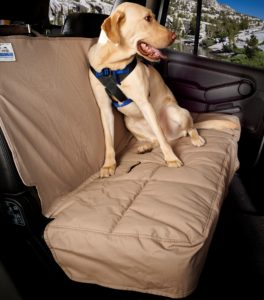 Canine Covers rear bench seat cover