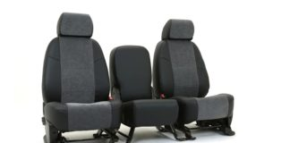 Coverking Ultisuede Seat Covers