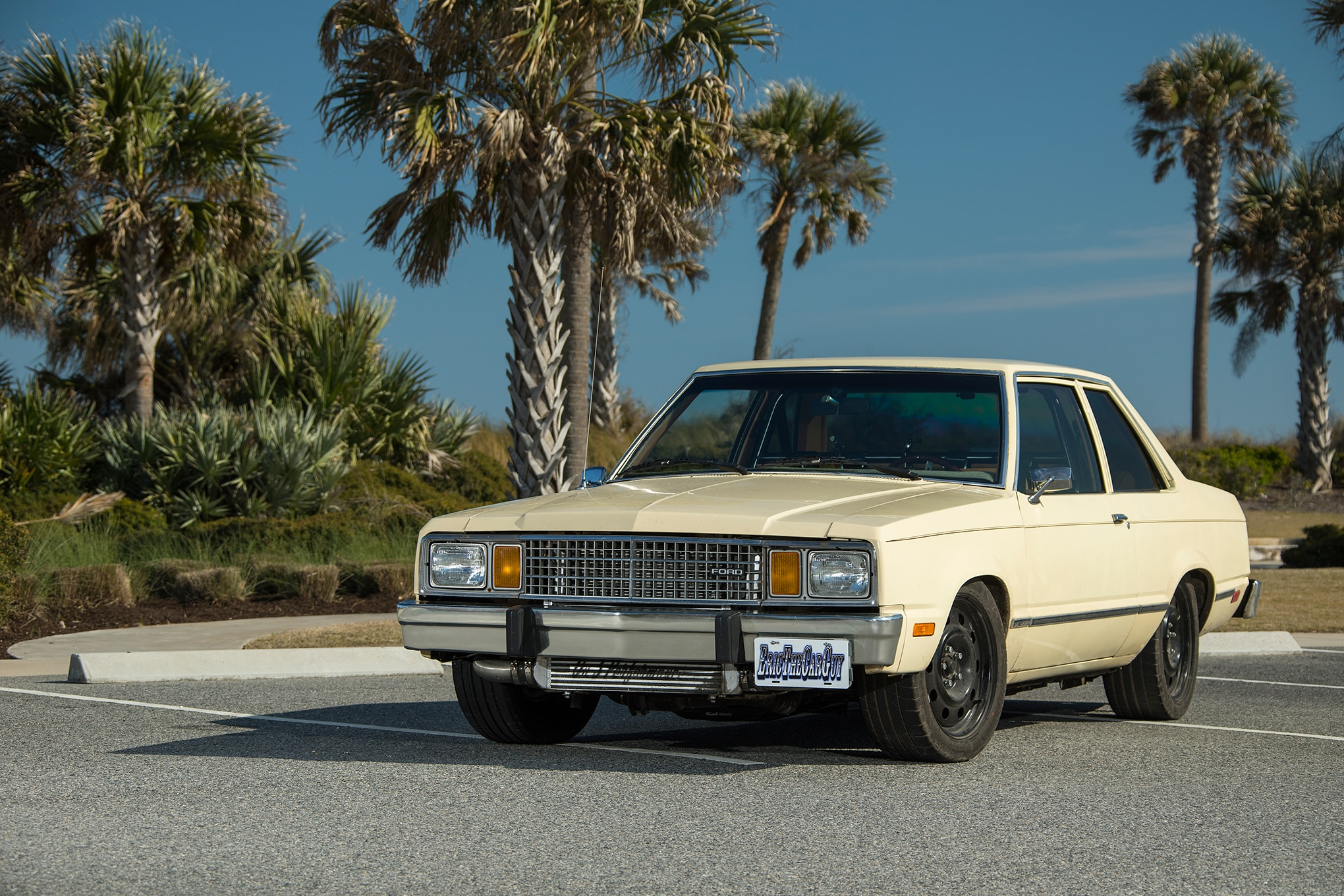 Eric The Car Guy's Turbo Ford Fairmont