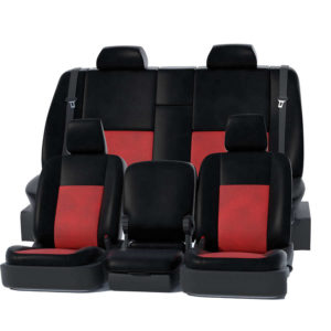 Covercraft Precision Fit Leatherette Seat Covers
