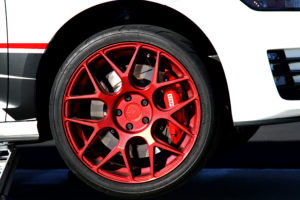 Racing brakes that look as good as they perform