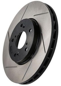 Stoptech Slotted Sport Rotors