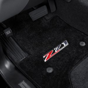 Lloyd Mats Luxe custom fit and embroidered floor mat