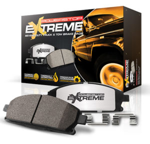 Power Stop Z36 Truck & Tow Brake Pads
