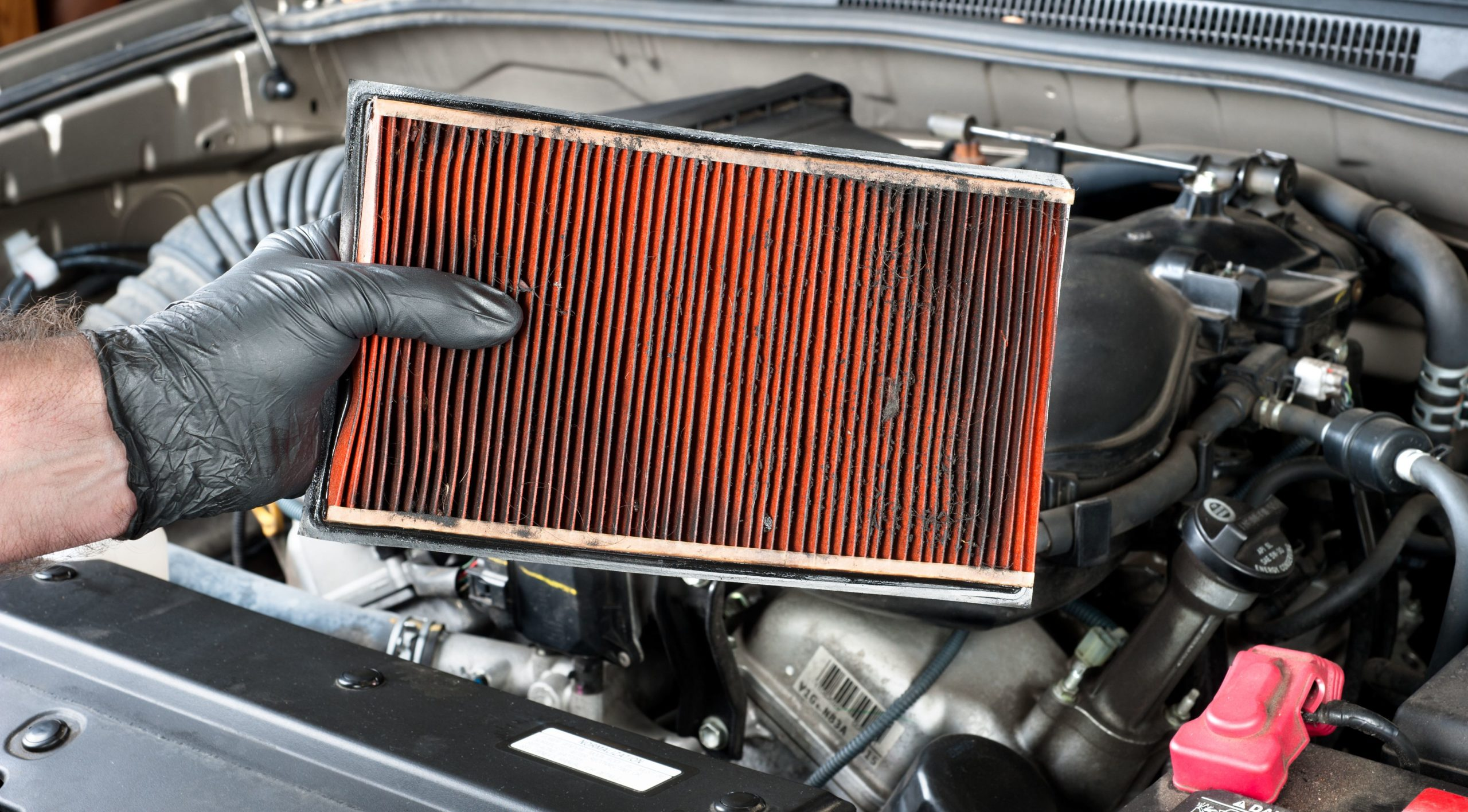Change your own air filters