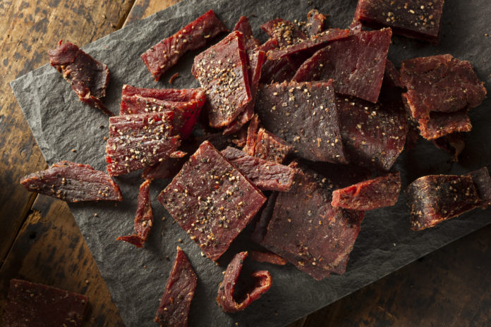 How to make your own beef jerky and other road trip snacks