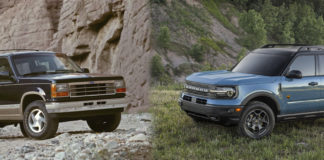 Is the new Bronco Sport really just a better, old Explorer?